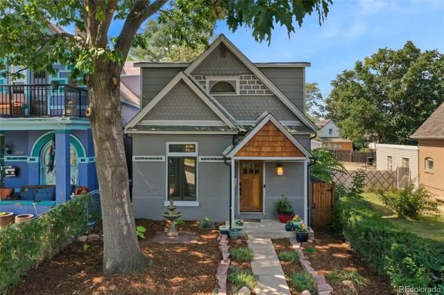 2623 N High Street, Denver, CO 80205 (#3374678) :: Own-Sweethome Team