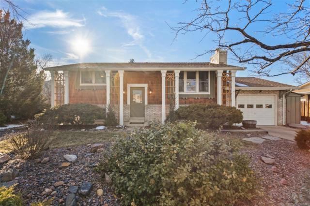 235 Iroquois Drive, Boulder, CO 80303 (MLS #3374929) :: 8z Real Estate