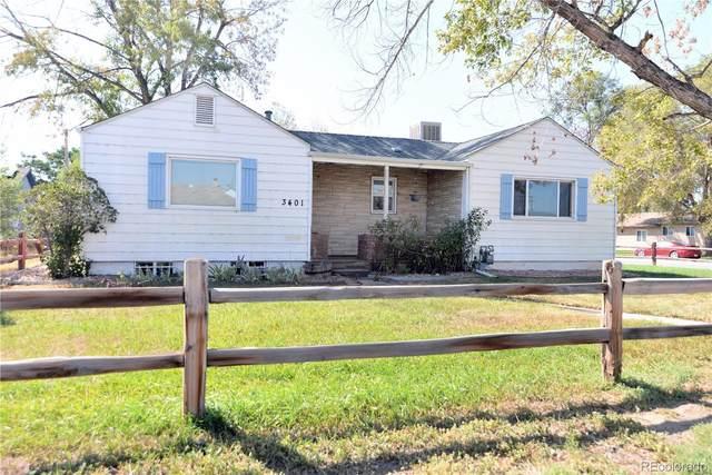 3401 S Quivas Street, Englewood, CO 80110 (MLS #3375053) :: 8z Real Estate