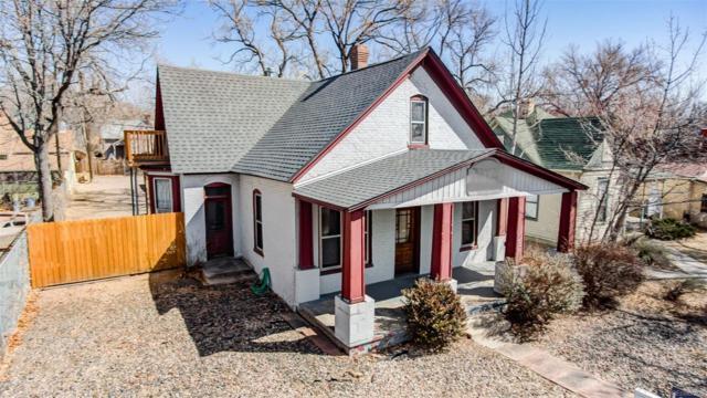 1026 W Colorado Avenue, Colorado Springs, CO 80904 (#3375328) :: Venterra Real Estate LLC