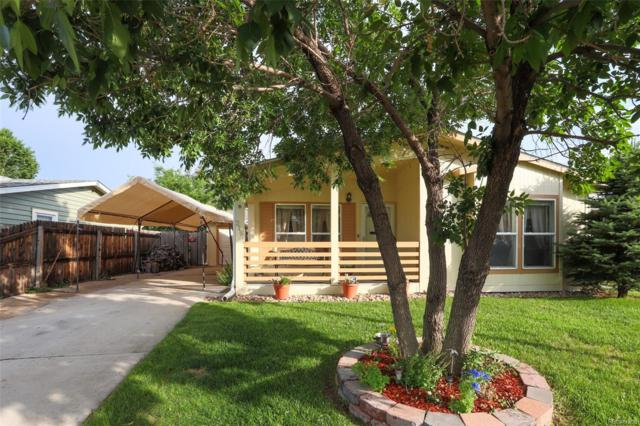 215 Willow Drive, Lochbuie, CO 80603 (#3375349) :: HomePopper