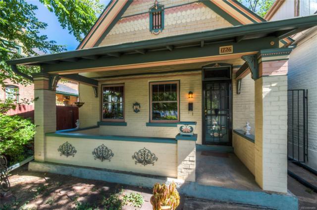 1726 N Lafayette Street, Denver, CO 80218 (#3375903) :: Colorado Home Finder Realty
