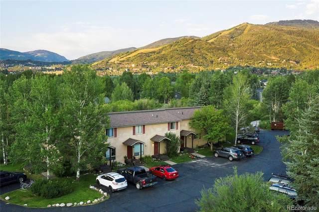 3170 Ingles Lane A-3, Steamboat Springs, CO 80487 (MLS #3376199) :: 8z Real Estate