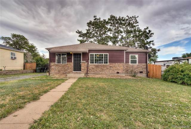 8890 Lilly Drive, Thornton, CO 80229 (MLS #3376308) :: 8z Real Estate