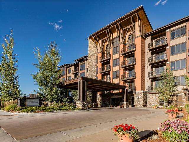 1175 Bangtail Way #3104, Steamboat Springs, CO 80487 (#3376340) :: Compass Colorado Realty