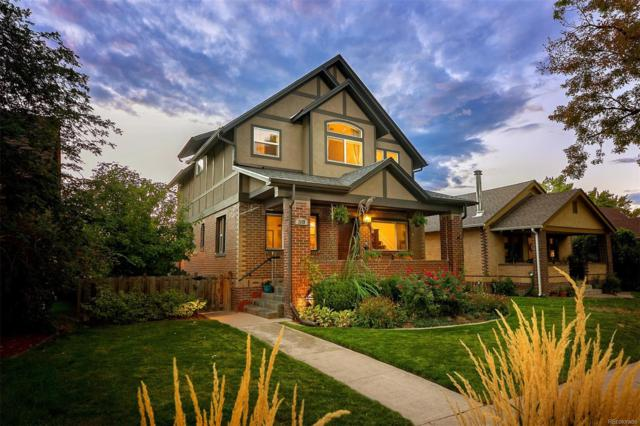 2039 S Corona Street, Denver, CO 80210 (#3376674) :: Sellstate Realty Pros