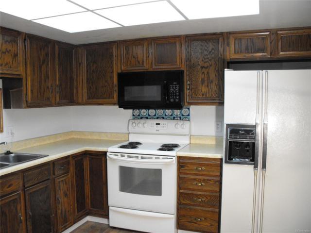 14091 E Marina Drive #108, Aurora, CO 80014 (MLS #3377104) :: 8z Real Estate