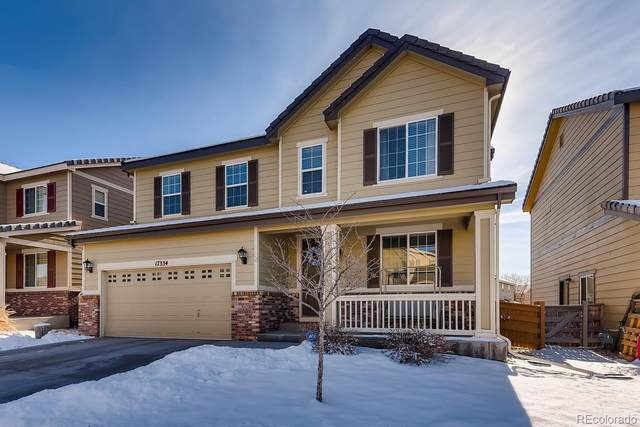 17334 E 102nd Place, Commerce City, CO 80022 (MLS #3377506) :: 8z Real Estate