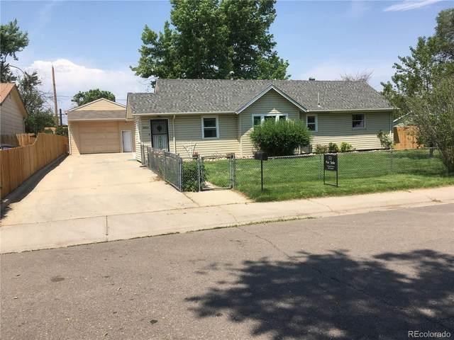 1045 S Leyden Street, Denver, CO 80224 (#3377509) :: Wisdom Real Estate