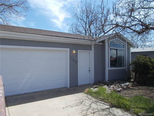 102 Yakima Street, Lochbuie, CO 80603 (#3377536) :: Re/Max Structure