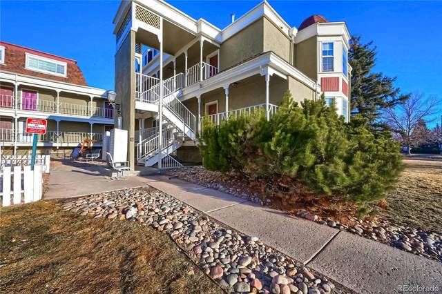 19630 Victorian Drive A8, Parker, CO 80138 (#3377628) :: Colorado Home Finder Realty