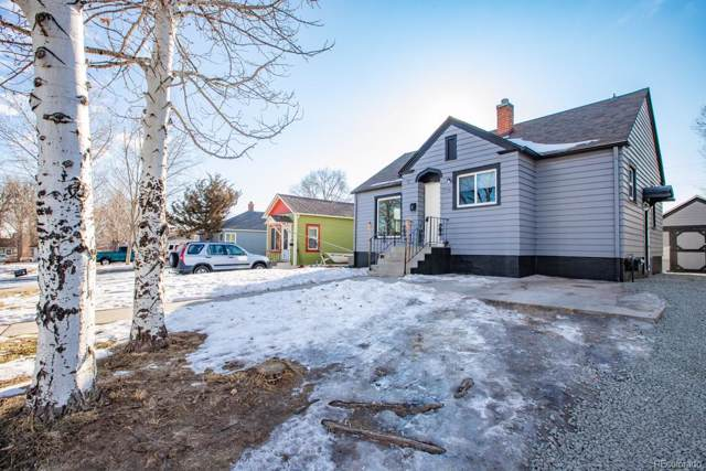 1714 11th Street, Greeley, CO 80631 (#3377795) :: The DeGrood Team