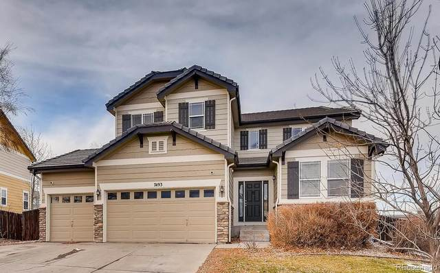 7493 E 130th Circle, Thornton, CO 80602 (#3378290) :: The Dixon Group