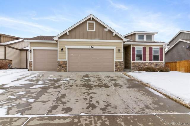 476 Grange Lane, Johnstown, CO 80534 (#3378367) :: The Brokerage Group