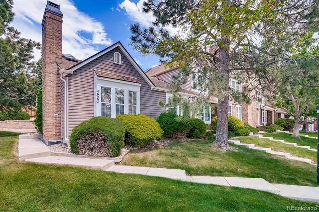 4606 S Dillon Court A, Aurora, CO 80015 (#3378398) :: Mile High Luxury Real Estate
