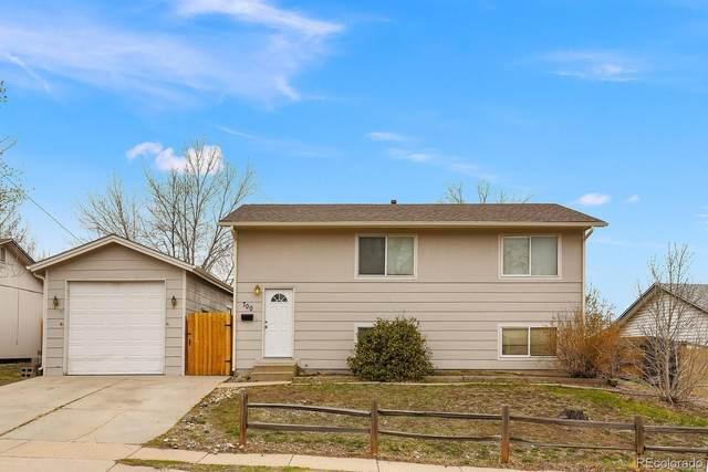 700 El Paso Boulevard, Denver, CO 80221 (MLS #3378454) :: Wheelhouse Realty
