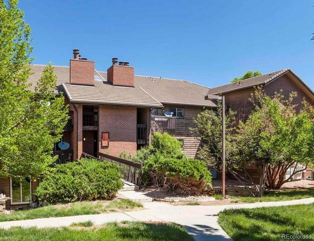 14602 E 2nd Avenue 305C, Aurora, CO 80011 (#3378709) :: The DeGrood Team