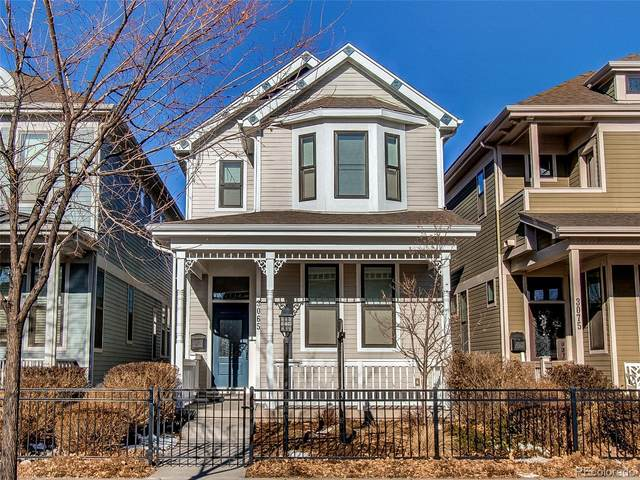 3065 Arapahoe Street, Denver, CO 80205 (#3379412) :: Venterra Real Estate LLC