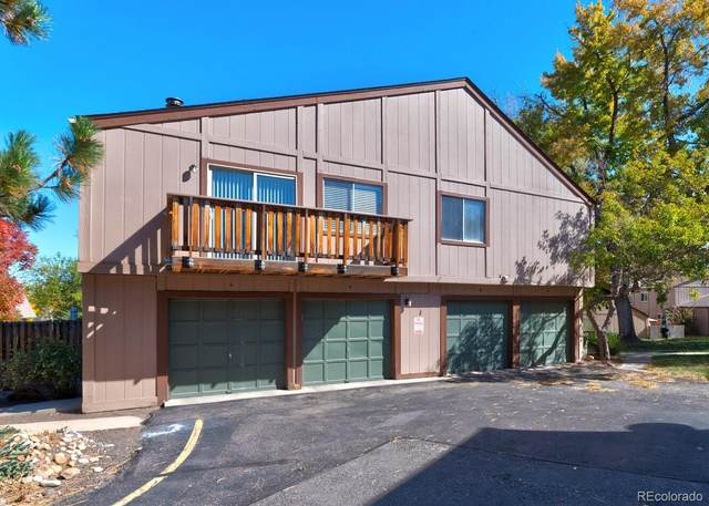 7700 W Glasgow Place 1C, Littleton, CO 80128 (#3379685) :: The Gilbert Group