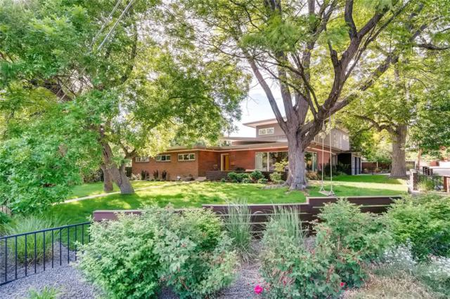6935 Richthofen Place, Denver, CO 80220 (#3380076) :: The Heyl Group at Keller Williams