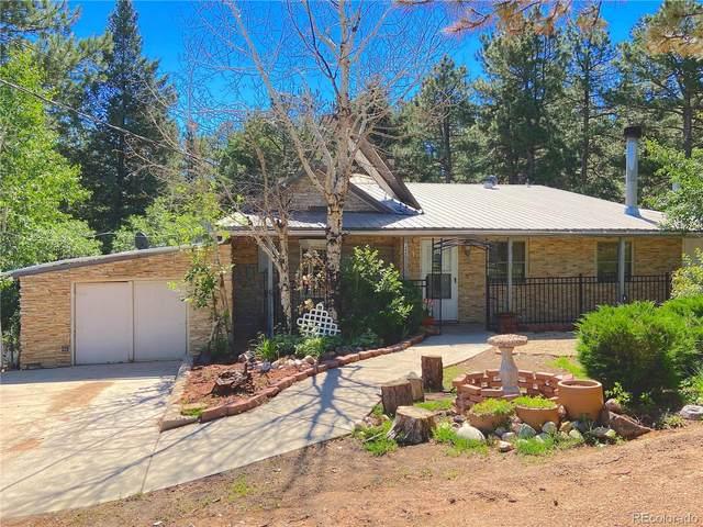 1222 Valley View Drive, Sedalia, CO 80135 (#3380114) :: Symbio Denver