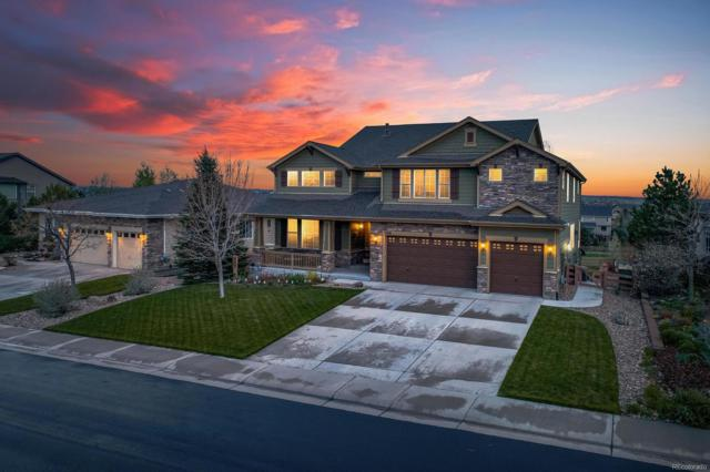5368 Spur Cross Trail, Parker, CO 80134 (#3380179) :: The Healey Group