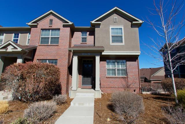 7420 E 8th Avenue #20, Denver, CO 80230 (#3380305) :: The Pete Cook Home Group