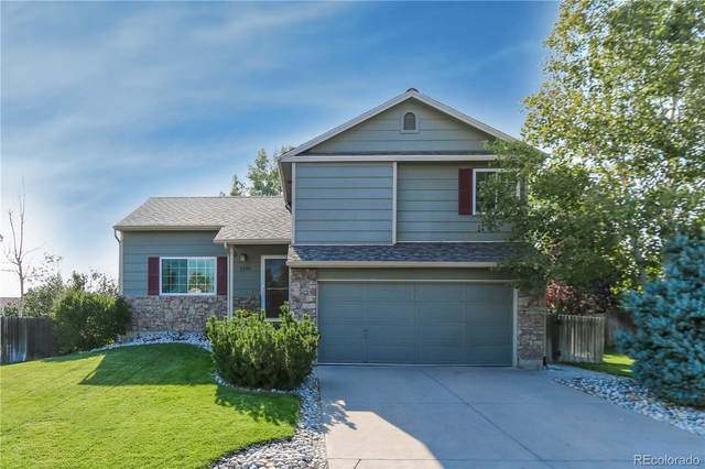 5265 S Netherland Way, Centennial, CO 80015 (#3380311) :: HomeSmart Realty Group