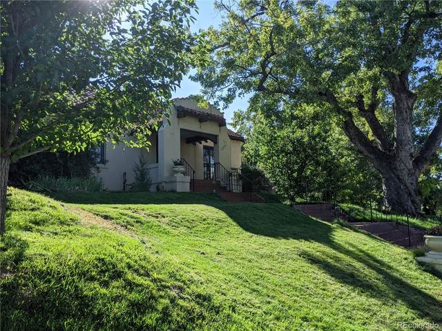1286 S Gilpin Street, Denver, CO 80210 (#3380440) :: Colorado Home Finder Realty