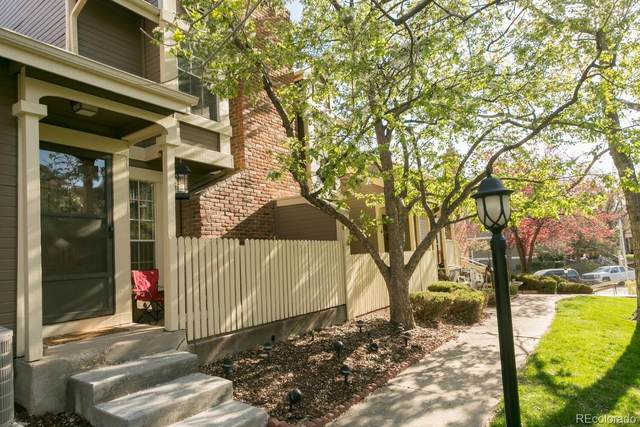 2042 S Helena Street C, Aurora, CO 80013 (#3380988) :: Mile High Luxury Real Estate