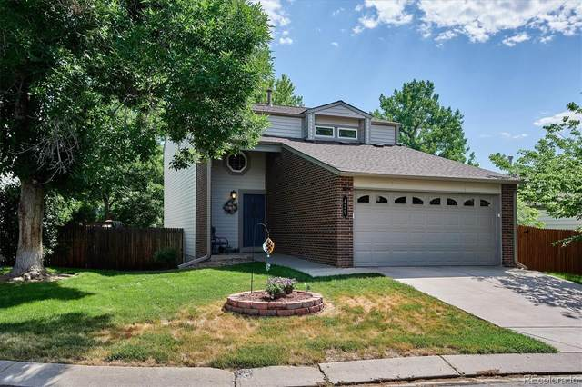 429 W Jamison Circle, Littleton, CO 80120 (#3381125) :: The Griffith Home Team