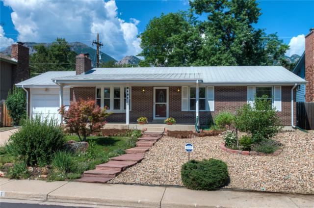 3131 Endicott Drive, Boulder, CO 80305 (#3381753) :: The Pete Cook Home Group