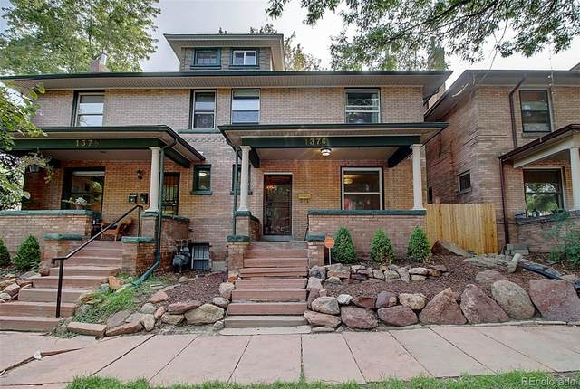 1376 N Humboldt Street, Denver, CO 80218 (#3381870) :: Compass Colorado Realty