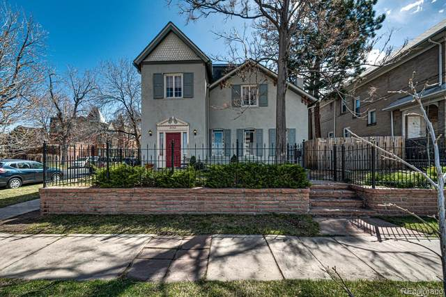 2062 Glenarm Place, Denver, CO 80205 (#3382017) :: The Peak Properties Group