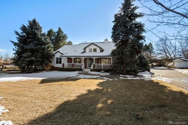 4484 W Cottonwood Place, Littleton, CO 80123 (#3382208) :: Venterra Real Estate LLC
