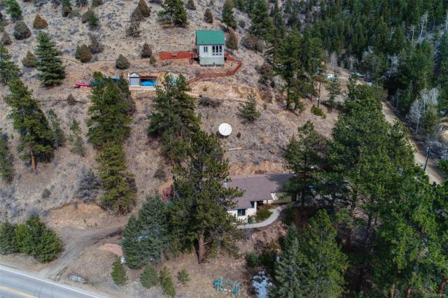 24 York Gulch Road, Idaho Springs, CO 80452 (#3382474) :: Wisdom Real Estate