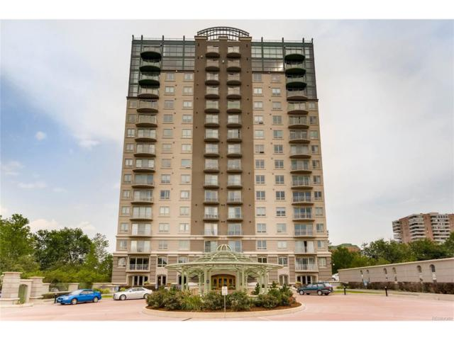 400 E 3rd Avenue #703, Denver, CO 80203 (MLS #3382534) :: 8z Real Estate