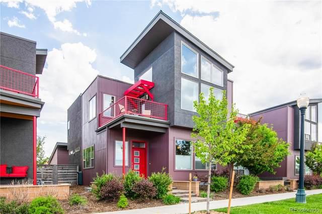 8624 Martin Luther King Boulevard, Denver, CO 80238 (MLS #3382651) :: Find Colorado