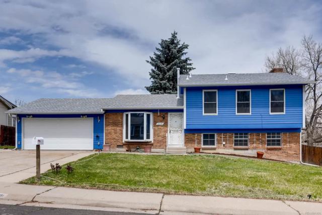 16191 E Wesley Avenue, Aurora, CO 80013 (#3383262) :: The Peak Properties Group