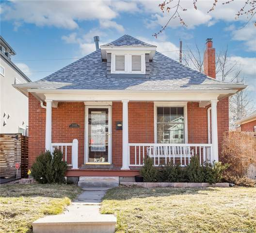 1140 S Emerson Street, Denver, CO 80210 (MLS #3383382) :: Kittle Real Estate