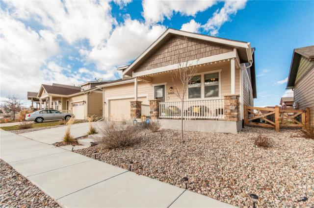 8460 Cypress Wood Drive, Colorado Springs, CO 80927 (#3384843) :: The Griffith Home Team