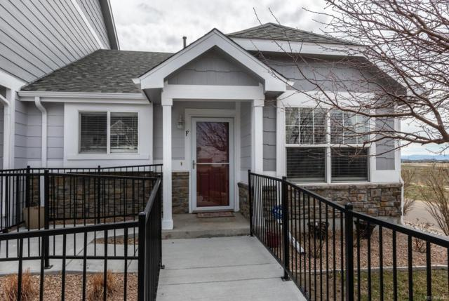 18769 E 58th Avenue F, Denver, CO 80249 (#3385964) :: My Home Team
