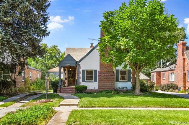 2265 Leyden Street, Denver, CO 80207 (#3386184) :: Wisdom Real Estate