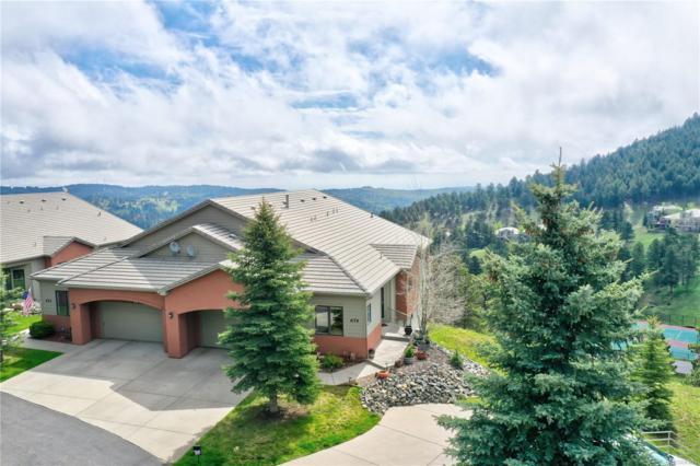 674 Ridgeside Drive, Golden, CO 80401 (#3386194) :: The HomeSmiths Team - Keller Williams