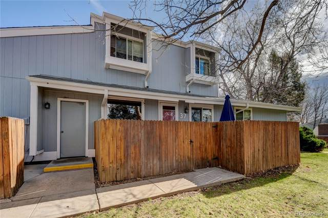 2557 S Dover Street #37, Lakewood, CO 80227 (#3386457) :: Relevate | Denver