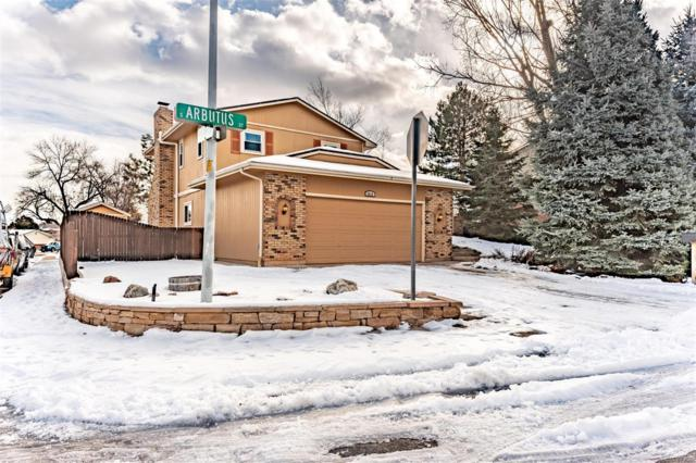 4810 S Arbutus Street, Morrison, CO 80465 (#3386669) :: Berkshire Hathaway Elevated Living Real Estate