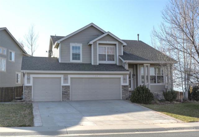 2448 Rouen Lane, Johnstown, CO 80534 (MLS #3386881) :: Kittle Real Estate