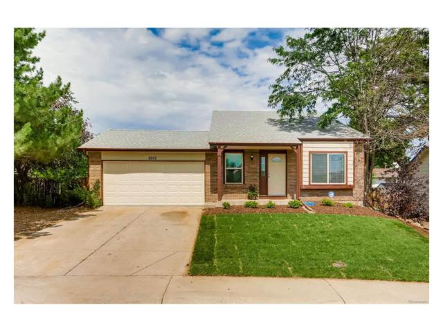 8905 W Teton Circle, Littleton, CO 80128 (#3387188) :: The Griffith Home Team