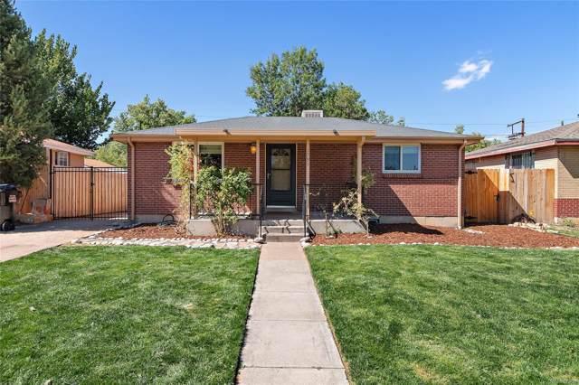 1791 Uinta Street, Denver, CO 80220 (MLS #3387806) :: 8z Real Estate