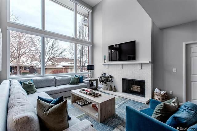 2800 S University Boulevard #22, Denver, CO 80210 (#3387887) :: The Harling Team @ Homesmart Realty Group